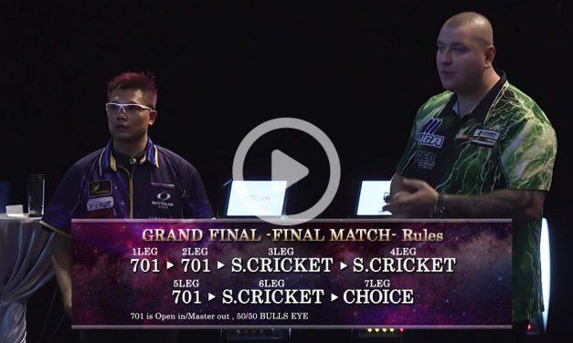 Boris Krcmar VS Royden Lam|The World 2018 Grand Final