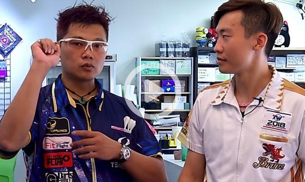 Royden Lam / 飛鏢基礎教學